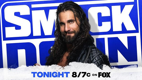 Seth Rollins is set to make a long-awaited return to WWE Smackdown