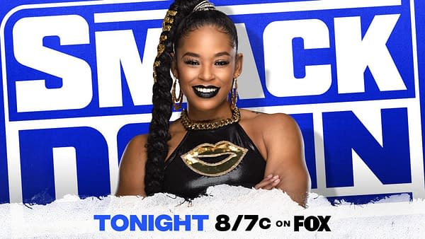 Bianca Belair will definitely choose her WrestleMania opponent on Smackdown tonight. Probably. Maybe.