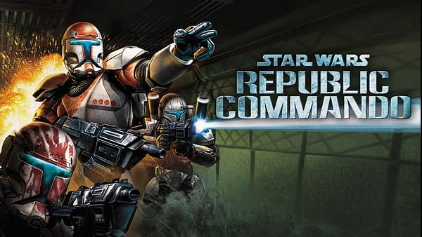 Step back into the heart of the Clone Wars with Star Wars Republic Command, courtesy of Aspyr.