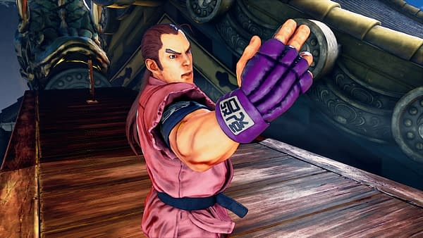 Can you turn Dan's arrogance into confidence? Courtesy of Capcom.