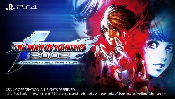 Relive one of the best King Of Fighters titles from the PS2 era. Courtesy of SNK.