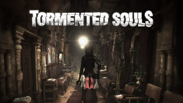 The Switch and PS4 versions of Tormented Souls will have physical copies sometime in 2021. Courtesy of PQube.