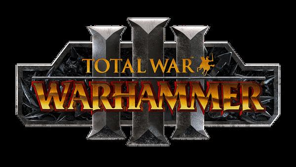 New logo for Total War: Warhammer III, courtesy of SEGA.
