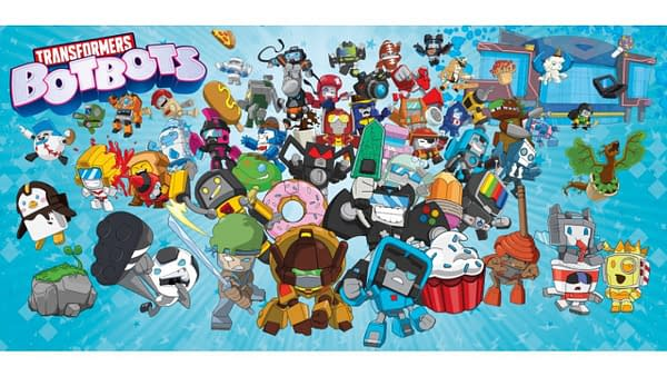 Transformers BotBots Animated Series Coming To Netflix