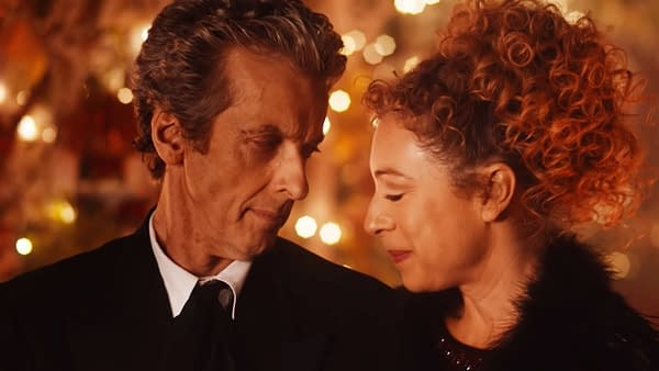 Doctor Who was Always Moffat's Riff on The Time Traveler's Wife