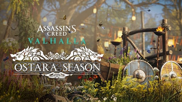 Welcome to Springtime as we drop from the cold and into the rebirth. Courtesy of Ubisoft.