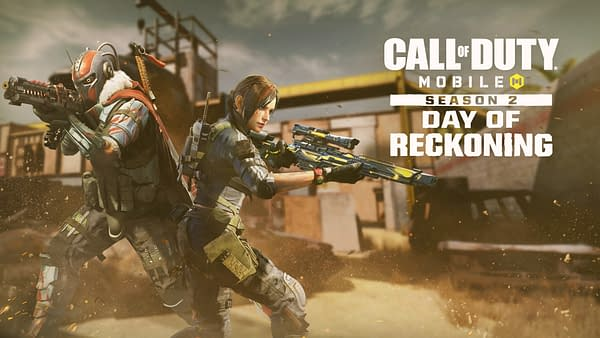 Its time to jump into Season Two, which will be a day of reckoning for everyone. Courtesy of Tencent Games.