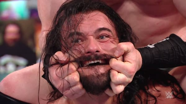 Drew McIntyre experiences what it's like to be subject to a twenty-five minute Sheamus match.