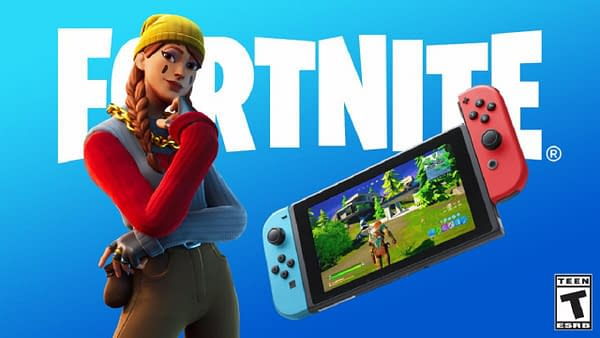 It may not be the greatest improvement, but bringing the visuals up on the Switch was needed. Courtesy of Epic Games.
