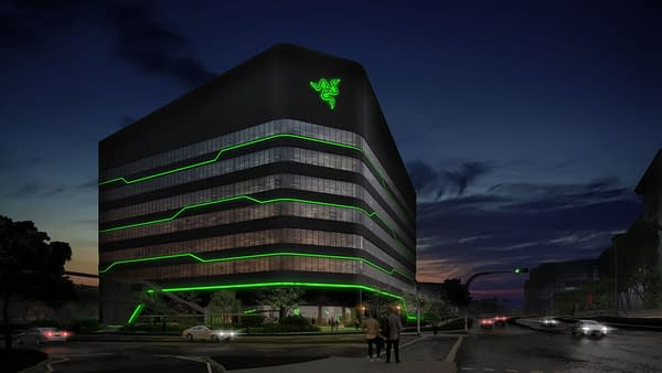 A look at the design of the new planned company HQ.