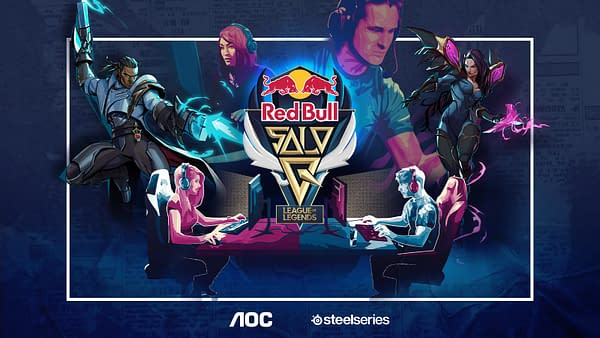 Red Bull Solo Q is set to take place this summer, courtesy of Red Bull.