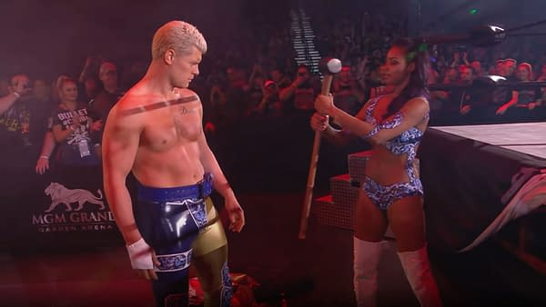 Cody Rhodes may not want to admit he feels some type of way about NXT and its leader, Triple H, but nobody buys it.