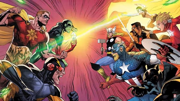 """The Avengers To Become """"Earth's Mightiest Villains"""" In Heroes Reborn"""