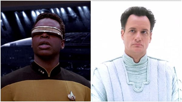 Star Trek: Picard – Is Jonathan Frakes Teasing More TNG Alum in S02?