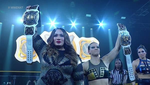 NXT Recap -3/3/2021