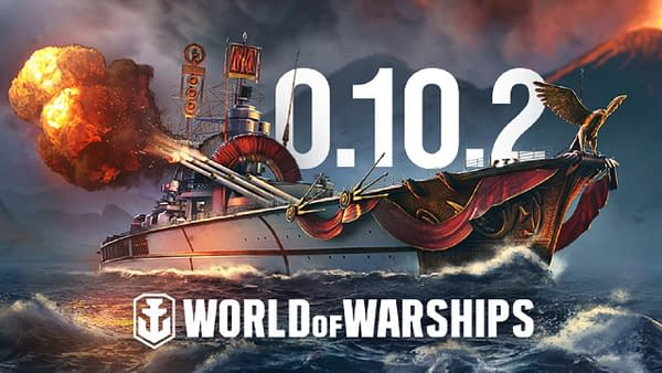Time to fight monsters who are threatening us in style! Courtesy of Wargaming.