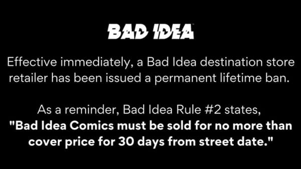 Camping Outside Comic Shops As Bad Idea Bans Store For Breaking Rules