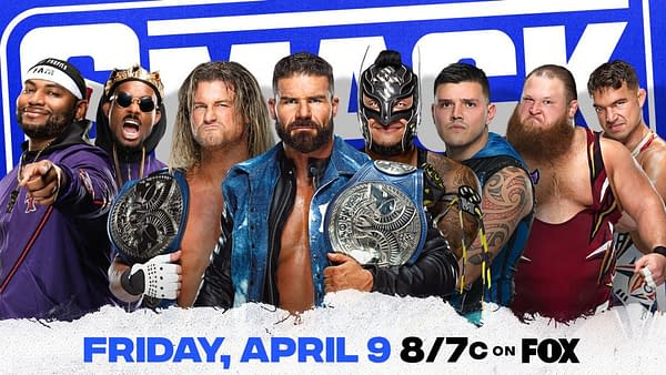 Alpha Academy are two men peaking at the same time and coming for the Smackdown tag team champions in a fatal four-way tonight.
