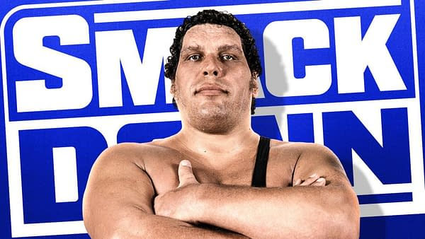 Smackdown Preview:The Andre the Giant Battle Royal will take place on WWE Smackdown this year, making Smackdown the official WrestleMania pre-show.