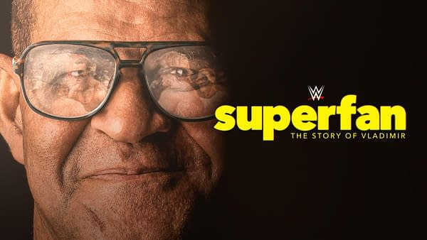 Graphic for WWE Superfan