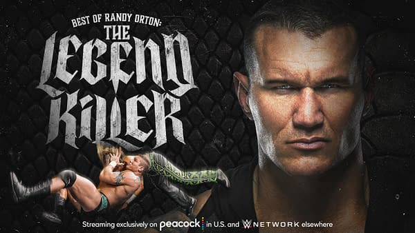 Watch WWE The Best Of Randy Orton The Legend Killer 4/19/21