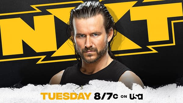 NXT Preview For 4/27: Adam Cole Returns Bay-Bay!