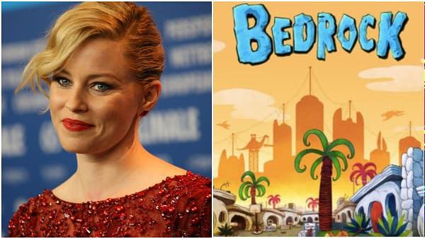 Flintstones Animated Sequel Bedrock with Elizabeth Banks to Star