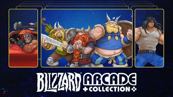 Two more games for you to enjoy in the collection, courtesy of Blizzard Entertainment.