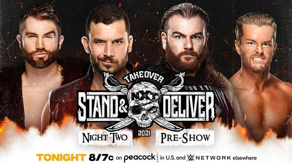 NXT Takeover: Stand & Deliver Recap – Night Two