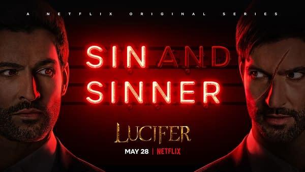 Lucifer: JOSHSTYLE Profiles Season 6 Wrap Party, Speeches in New Video