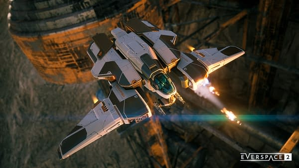 A look at something new you'll be able to fly in the next update, courtesy of Rockfish Games.