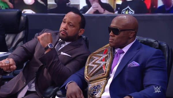 These two look like they see something they like, so we have to assume they are watching something other than WWE Raw.