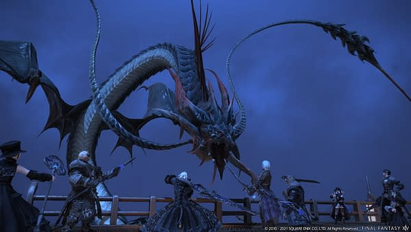 Take a good look at The Whorleater, courtesy of Square Enix.