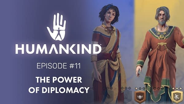 Learn about Diplomacy as the game will be released on August 17th, courtesy of SEGA.