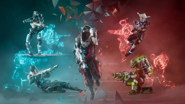 Fight players in 4D combat on next-gen consoles this summer. Courtesy of Frontier Foundry.