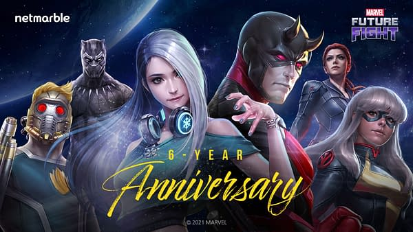Six years? Where has the time gone? Aside from all the hours we pumped into all of the characters in this game. Courtesy of Netmarble.