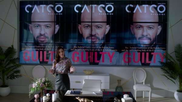 """Supergirl S06E02 """"A Few Good Women"""" Puts Lex Luthor on Trial: Review"""