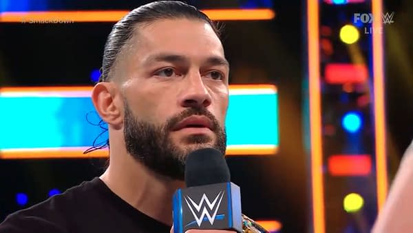 Roman Reigns will see you and Daniel Bryan next week on WWE Smackdown