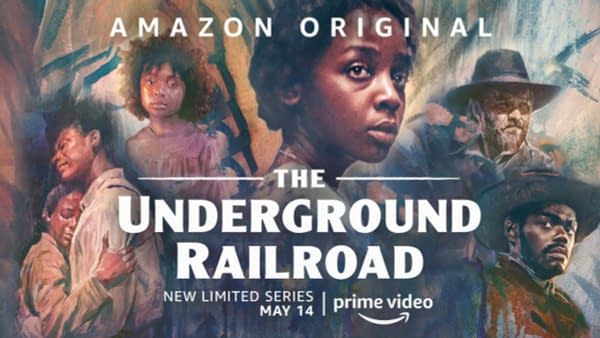 The Underground Railroad Trailer Debuts, Debuts On Prime May 14th