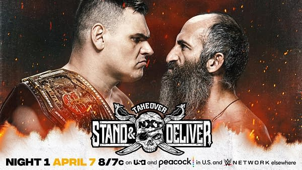 NXT Takeover: Stand & Deliver - Preview For Tonight's Night One