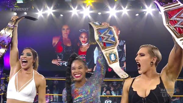 NXT Recap - The Tuesday Night Era Has Begun!
