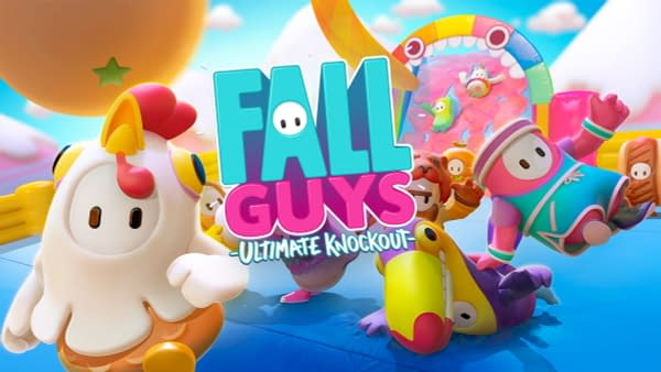 Moose Toys Gains License for Fall Guys: Ultimate Knockout Collectibles