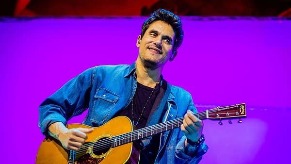Ziggo Dome, Amsterdam, The Netherlands. Concert of John Mayer, photo credit credit: Ben Houdijk / Shutterstock.com.