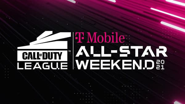 T-Mobile Call Of Duty League Announces All-Star Weekend 2021 will happen May 22nd-23rd.