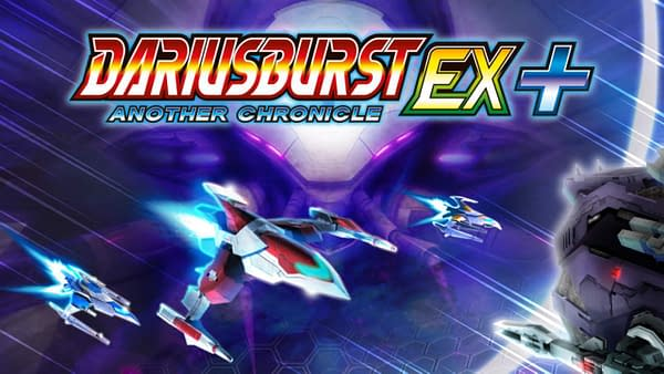 DariusBurst: Another Chronicle EX+ will drop in June, courtesy of Taito.