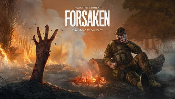 """Dead By Daylight Launches Their Latest Tome Called """"Forsaken"""""""