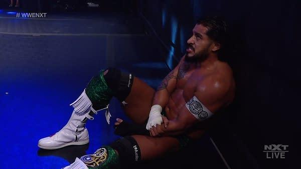 NXT Ratings Plummet