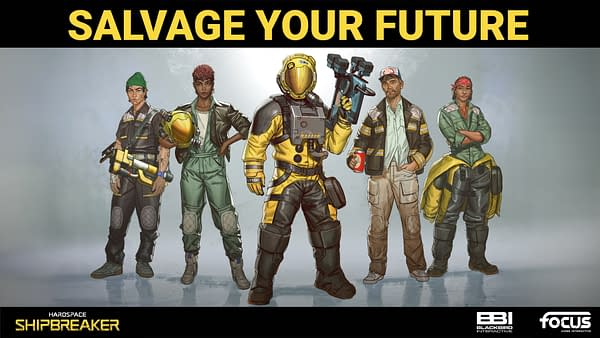 Salvage Your Future is available now in Hardspace: Shipbreaker, courtesy of Focus Home Interactive.