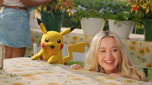 Pika Pika, indeed! Courtesy of The Pokémon Company.