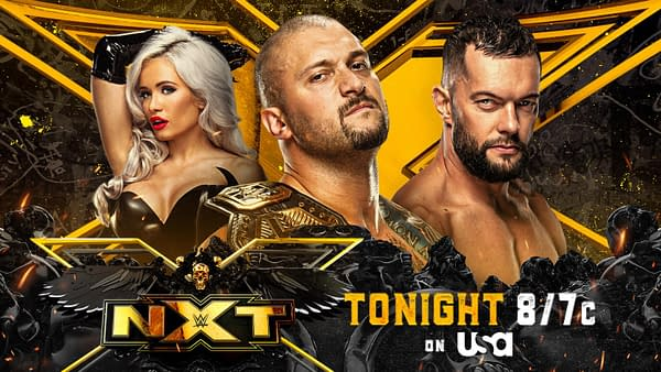 NXT Preview For 5/25- Karrion Kross vs Finn Balor In A Title Rematch